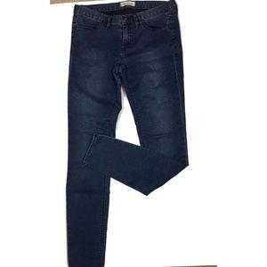 Madewell Mid-Rise Skinny Jeans • 29 x 31